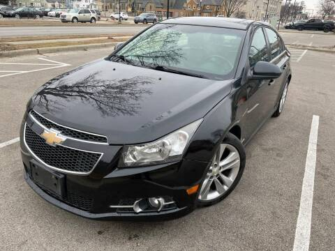 2011 Chevrolet Cruze for sale at Your Car Source in Kenosha WI
