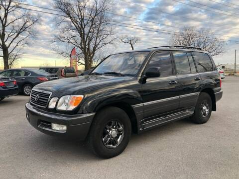 2002 Lexus LX 470 for sale at International Cars Co in Murfreesboro TN