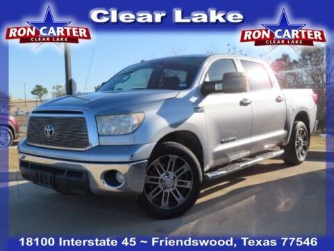 2013 Toyota Tundra for sale at Ron Carter  Clear Lake Used Cars in Houston TX