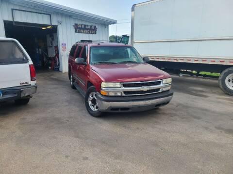 2005 Chevrolet Suburban for sale at Bad Credit Call Fadi in Dallas TX