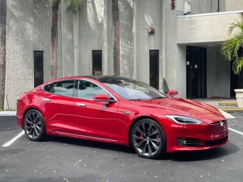 2019 Tesla Model S for sale at South Florida Jeeps in Fort Lauderdale FL