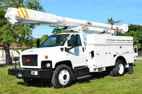 2009 Chevrolet C8500 for sale at American Trucks and Equipment in Hollywood FL