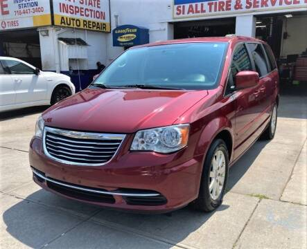 2015 Chrysler Town and Country for sale at US Auto Network in Staten Island NY