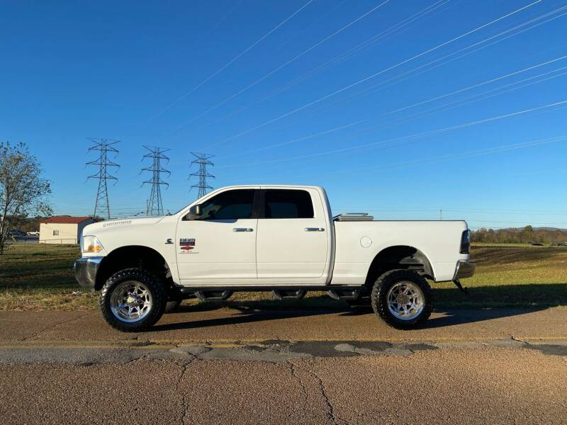2010 Dodge Ram Pickup 2500 for sale at Tennessee Valley Wholesale Autos LLC in Huntsville AL