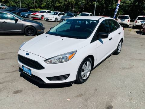 2017 Ford Focus for sale at Sport Motive Auto Sales in Seattle WA