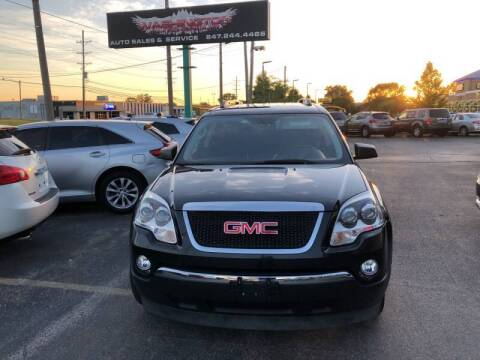 2012 GMC Acadia for sale at Washington Auto Group in Waukegan IL