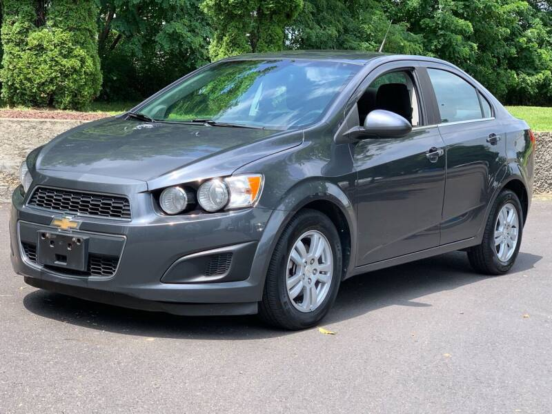 2012 Chevrolet Sonic for sale at PA Direct Auto Sales in Levittown PA
