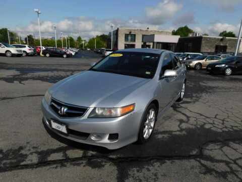2008 Acura TSX for sale at Paniagua Auto Mall in Dalton GA