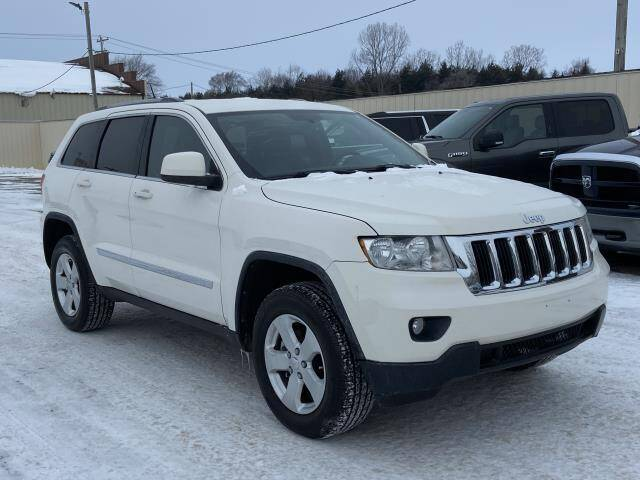 2011 Jeep Grand Cherokee for sale at Miller Auto Sales in Saint Louis MI