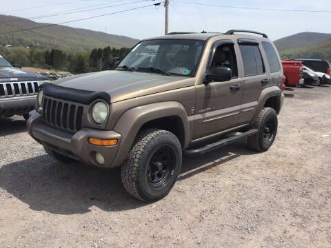 2002 Jeep Liberty for sale at Troys Auto Sales in Dornsife PA