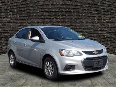 2017 Chevrolet Sonic for sale at Ron's Automotive in Manchester MD