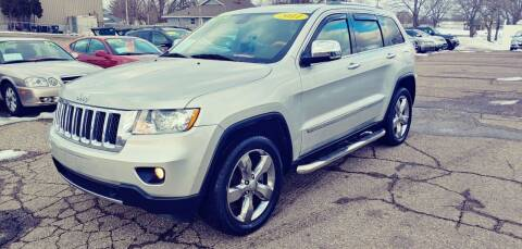 2011 Jeep Grand Cherokee for sale at River Motors in Portage WI