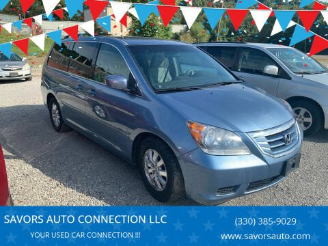 2010 Honda Odyssey for sale at SAVORS AUTO CONNECTION LLC in East Liverpool OH