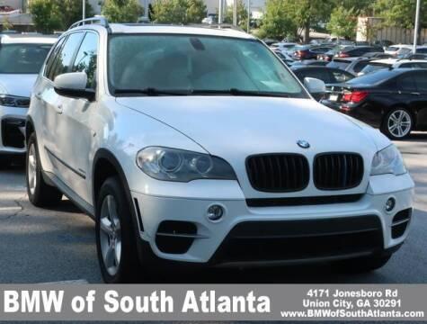 2013 BMW X5 for sale at Carol Benner @ BMW of South Atlanta in Union City GA