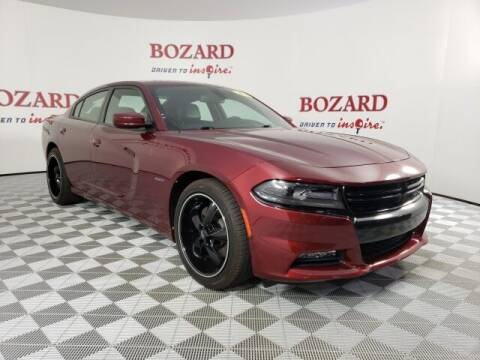 2018 Dodge Charger for sale at BOZARD FORD in Saint Augustine FL