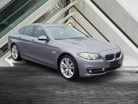 2015 BMW 5 Series for sale at Midlands Auto Sales in Lexington SC