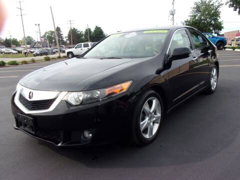 2009 Acura TSX for sale at Ideal Auto Sales, Inc. in Waukesha WI