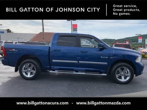 2009 Dodge Ram Pickup 1500 for sale at Bill Gatton Used Cars - BILL GATTON ACURA MAZDA in Johnson City TN