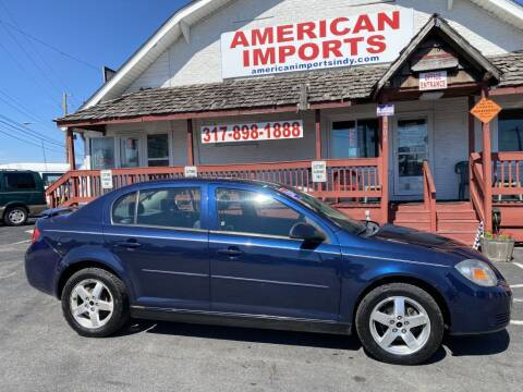 2009 Chevrolet Cobalt for sale at American Imports INC in Indianapolis IN