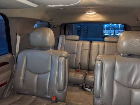 2005 Cadillac Escalade for sale at MN Motors and Detailing in Saint Cloud MN