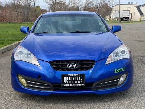 2010 Hyundai Genesis Coupe for sale at Pristine Auto Group in Bloomfield NJ