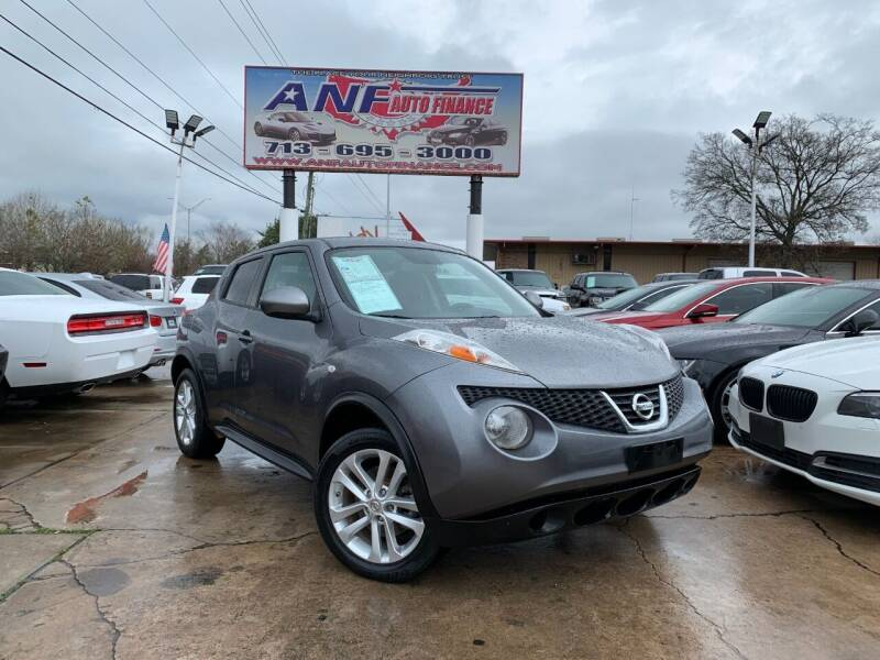 2014 Nissan JUKE S 4dr Crossover - Houston TX