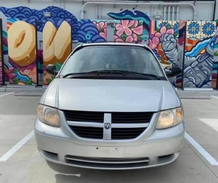2005 Dodge Grand Caravan for sale at Delta Auto Alliance in Houston TX