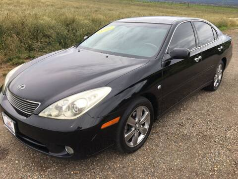 2006 Lexus ES 330 for sale at M AND S CAR SALES LLC in Independence OR