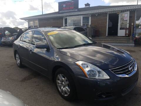 2012 Nissan Altima for sale at I57 Group Auto Sales in Country Club Hills IL