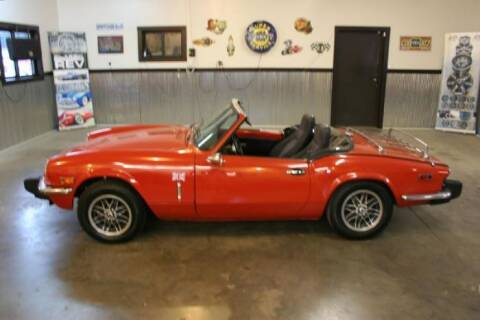1978 Triumph Spitfire for sale at Haggle Me Classics in Hobart IN