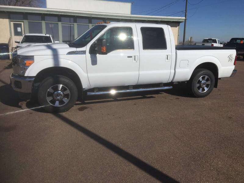 2016 Ford F-250 Super Duty for sale at A Plus Auto LLC in Great Falls MT