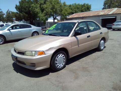 2000 Mitsubishi Mirage for sale at Larry's Auto Sales Inc. in Fresno CA