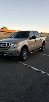 2008 Ford F-150 for sale at iDrive in New Bedford MA