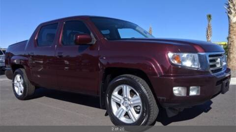 2013 Honda Ridgeline for sale at GLOBAL MOTOR GROUP in Newark NJ
