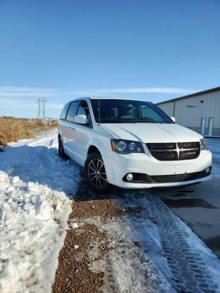 2015 Dodge Grand Caravan for sale at Born Again Auto's in Sioux Falls SD