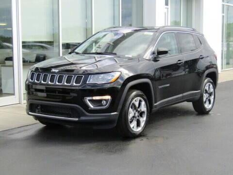 2021 Jeep Compass for sale at Brunswick Auto Mart in Brunswick OH
