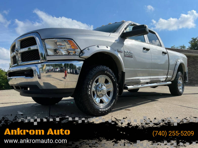 2014 RAM Ram Pickup 2500 for sale at Ankrom Auto in Cambridge OH