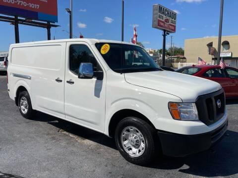 2019 Nissan NV Cargo for sale at MACHADO AUTO SALES in Miami FL