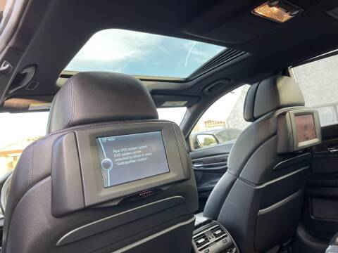 2012 BMW 7 Series for sale at Euro Zone Auto in Stanton CA