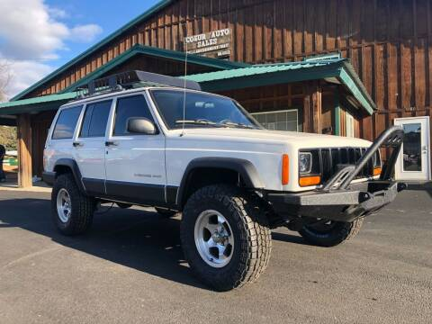 2000 Jeep Cherokee for sale at Coeur Auto Sales in Hayden ID