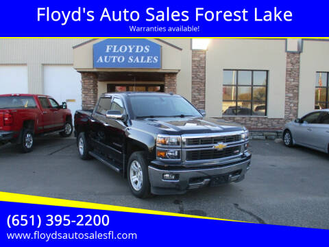 2014 Chevrolet Silverado 1500 for sale at Floyd's Auto Sales Forest Lake in Forest Lake MN
