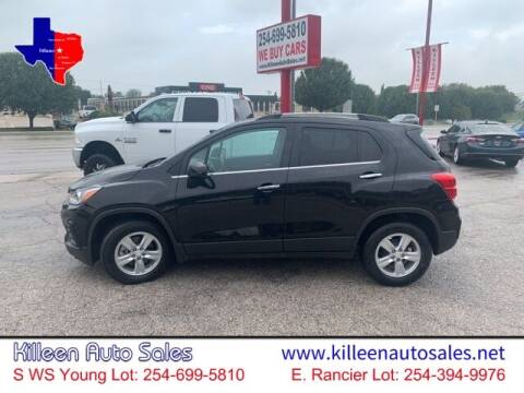 2017 Chevrolet Trax for sale at Killeen Auto Sales in Killeen TX