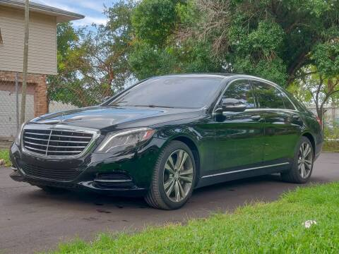2015 Mercedes-Benz S-Class for sale at Gtr Motors in Fort Lauderdale FL