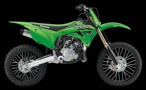 2021 Kawasaki KX 100 for sale at GT Toyz Motor Sports & Marine - GT Kawasaki in Halfmoon NY