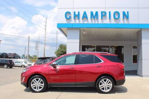 2020 Chevrolet Equinox for sale at Champion Chevrolet in Athens AL