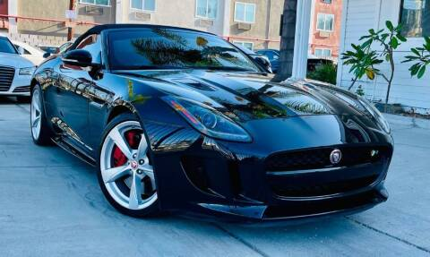 2016 Jaguar F-TYPE for sale at Pro Motorcars in Anaheim CA