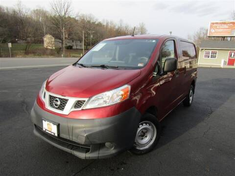 2015 Nissan NV200 for sale at Guarantee Automaxx in Stafford VA