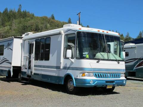2000 REXHALL 36 ULTRA SLIDE for sale at Oregon RV Outlet LLC - Class A Motorhomes in Grants Pass OR
