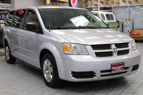 2009 Dodge Grand Caravan for sale at Windy City Motors in Chicago IL