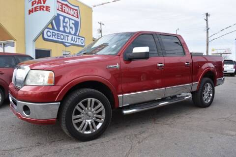 2008 Lincoln Mark LT for sale at Buy Here Pay Here Lawton.com in Lawton OK